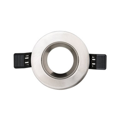 Interlight LED spot set IP20 dimbaar rond 90mm met driver 36° richtbaar wit