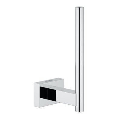 Grohe Essentials Cube reserverolhouder chroom