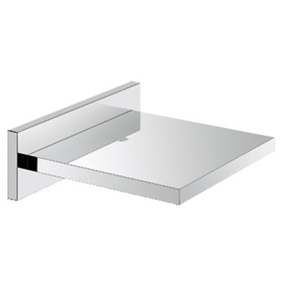 Grohe Allure waterval uitloop voor bad en douche wandmontage chroom