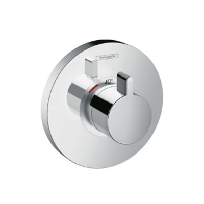 Hansgrohe ShowerSelect S afbouwdeel voor inbouwkraan thermostatisch Highflow chroom