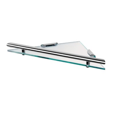 Geesa Nemox Tablette d'angle 40.8cm chrome