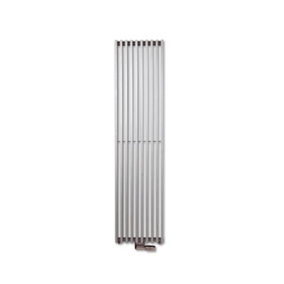 Vasco Zana ZV 1 designradiator 2200x544mm 1824W aansluiting 0066 wit