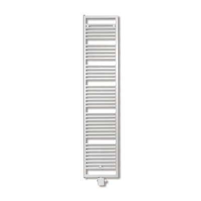 Vasco Bathline BK designradiator horizontaal 1284x500mm 626W (11315 02) aansluiting 1188 wit