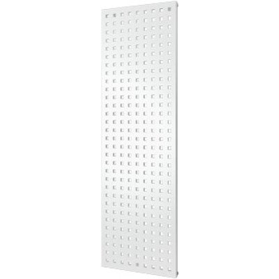 Plieger Quadrata designradiator 2000x606mm 1300W antraciet metallic