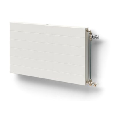 Stelrad Compact Style paneelradiator type 21 600x600mm 718W wit