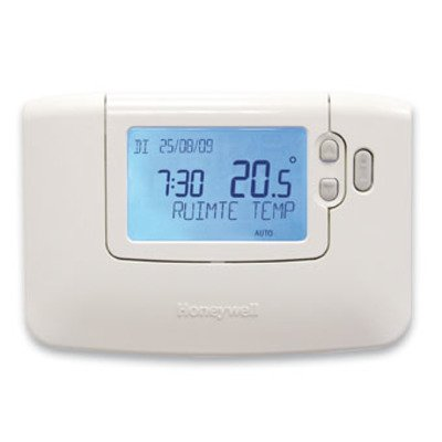 Honeywell Digitale klokthermostaat 24V wit