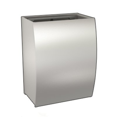 Franke Stratos Poubelle mural 45litres (easy to clean) inox