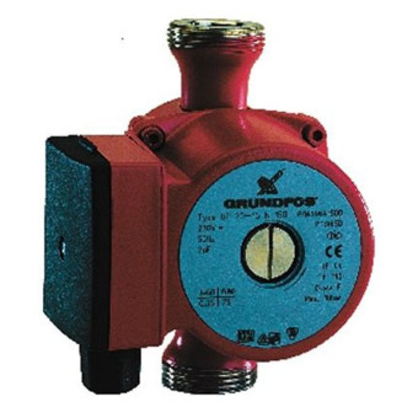 Grundfos UP Tapwaterpomp 230 V UP 20 30N L=150 mm 1 1/4 buidr 1260308
