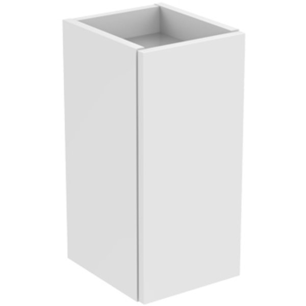 Ideal Standard Tonic II zijmeubel met 1 deur met softclose 22.5x26x48cm links glanswit R4317WG