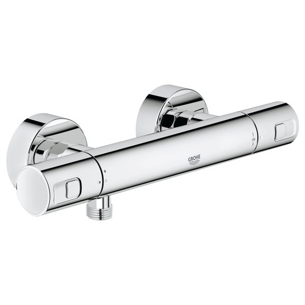 Grohe Precision Joy douchekraan thermostatisch chroom 34333000