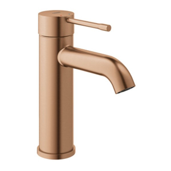 Grohe Essence New wastafelkraan S-size brushed warm sunset 23590dl1