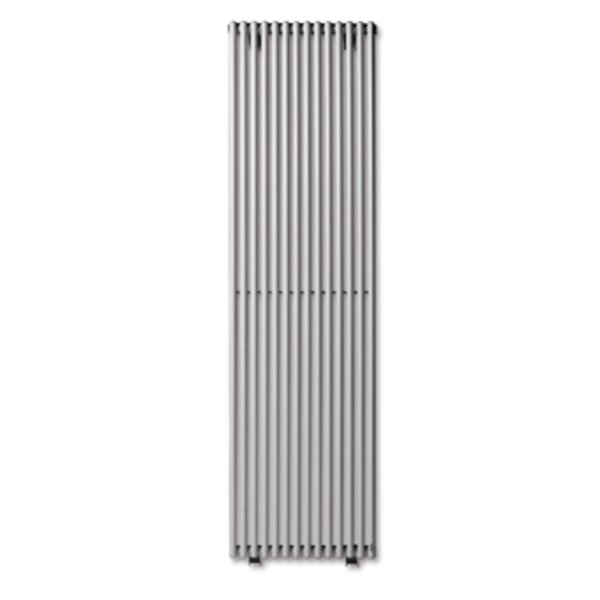 Vasco Veronica Maxi VRV1 designradiator enkel 636x2000mm 1565 watt wit 7241824