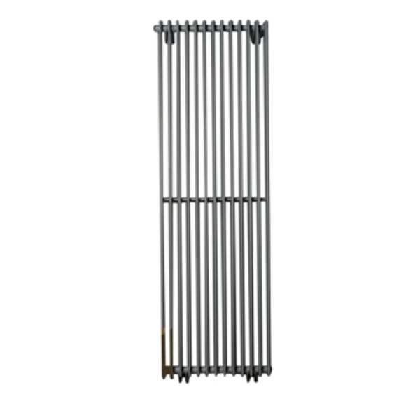 Vasco Tulipa TV1 designradiator verticaal 450x2000mm 1166W pergamon (0019) 7240333