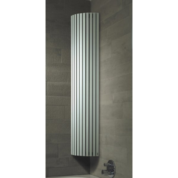 Vasco Carre Quart de rond CR A Radiateur design quart de rond vertical 29.8x180cm 963Watt anthracite 7240535