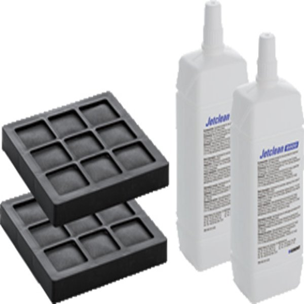 geberit aquaclean set van 2 koolfilters en 2 douchearm. Black Bedroom Furniture Sets. Home Design Ideas