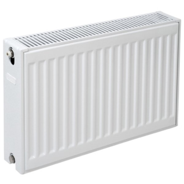 Plieger paneelradiator compact type 22 900x800mm 1874W wit 7340475