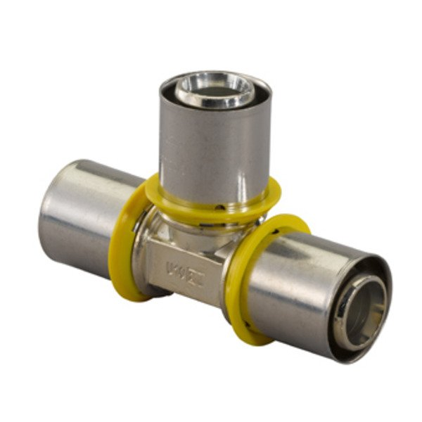 Uponor gas pers T stuk 32mm 7470577