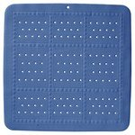 sealskin unilux tapis de securite pvc 55x55cm bleu royal