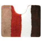 sealskin toiletmat franklin 100 acryl 60x50cm brique