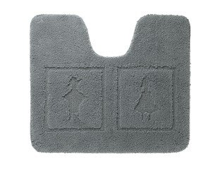 Sealskin Man & woman Tapis de toilette coton 60x50cm anthracite CO292687613