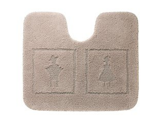 Sealskin Man & woman Tapis de toilette coton 60x50cm Toile de lin CO292687666