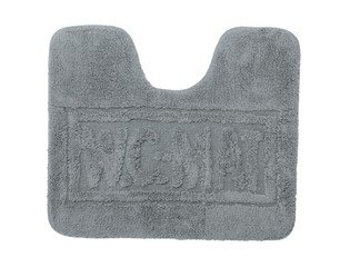 Sealskin Bathmat Tapis de toilette 60x50cm coton anthracite CO292697613