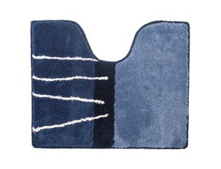Sealskin Matches Tapis de toilette 45x60cm Acrylique bleu moyen CO293305021