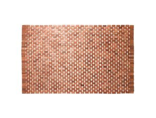 Sealskin Woodblock Tapis de bain teak 90x52cm marron CO293324274