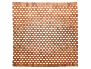 Sealskin Woodblock badmat teak 60x60cm bruin CO293326674