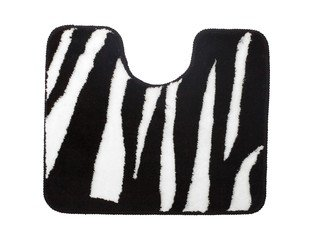Sealskin Safari Tapis de toilette 50x50cm Acrylique noir CO293557619