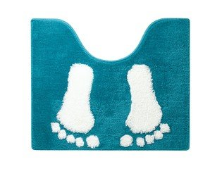 Sealskin Amy toiletmat acryl 60x50cm turquoise CO293596435