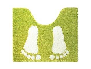 Sealskin Amy Tapis de toilette 60x50cm acrylique lime CO293596437