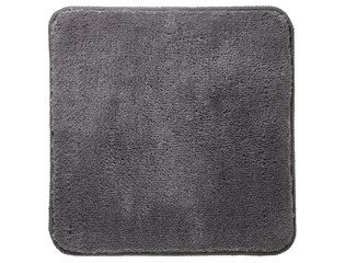 Sealskin Angora bidetmat Polyester 60x60cm grijs OUTLET OUT5946