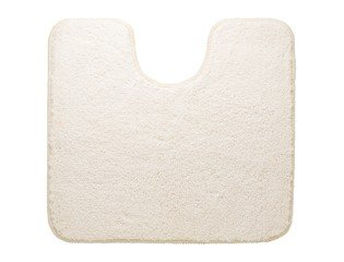 Sealskin Angora Tapis de toilette 55x55cm polyester sable CO293997065