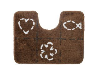 Sealskin Tack Tapis de toilette 45x60cm Acrylique marron CO293278674