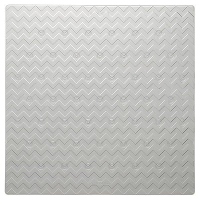 Sealskin Leisure Tapis douche 53x53cm PVC Transparent