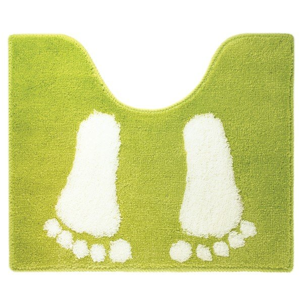 Sealskin Amy toiletmat acryl 60x50cm lime CO293596437