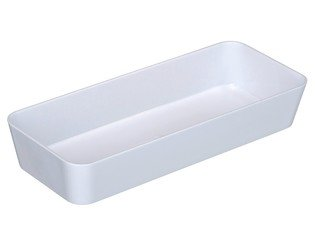 Wenko Candy Berging Small 4x10x24cm kunststof wit SW26128