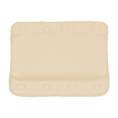 Differnz Tutus Coussin bain antidérapant 23x33cm taupe