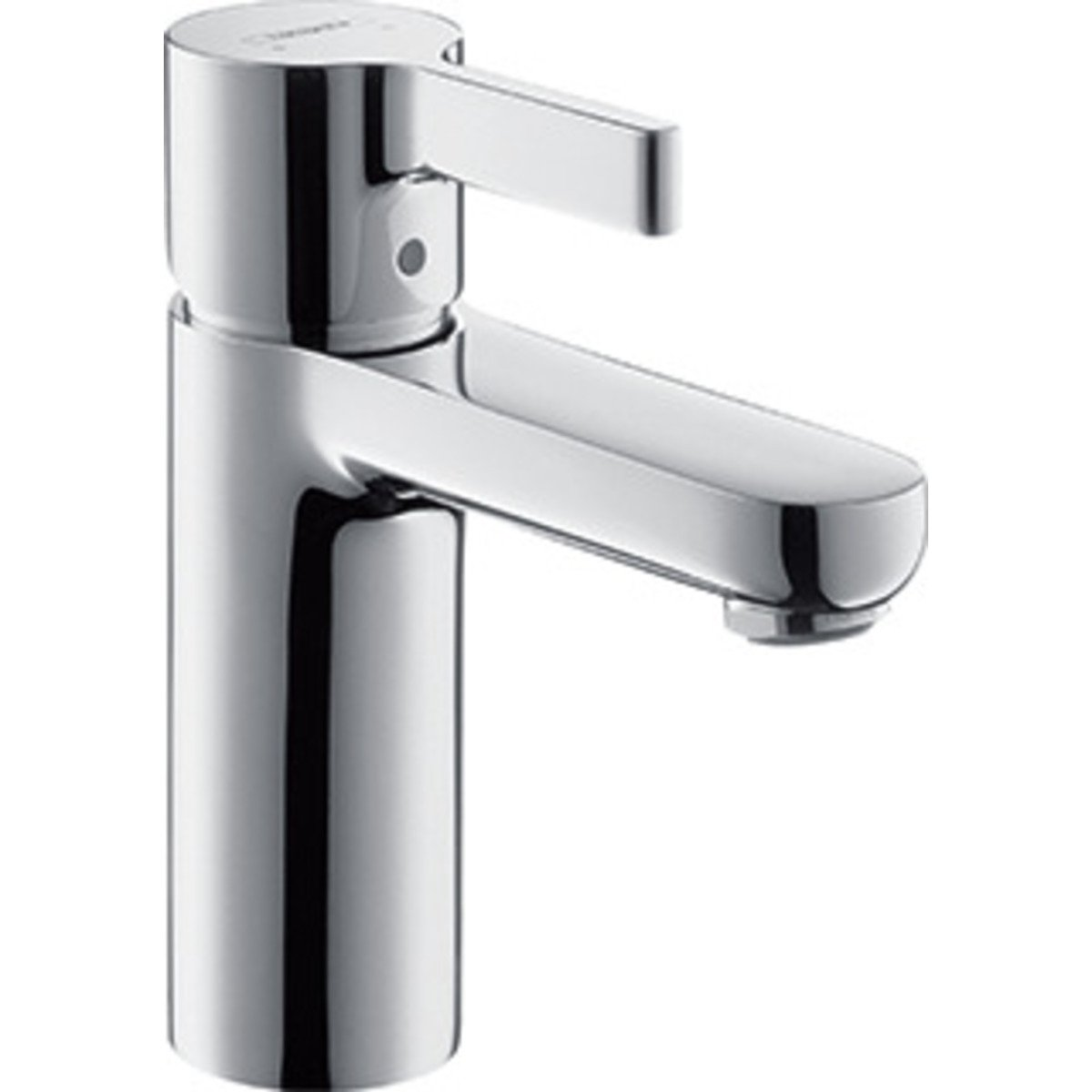hansgrohe metris s robinet pour lavabo lowflow avec bonde chrome 31063000. Black Bedroom Furniture Sets. Home Design Ideas