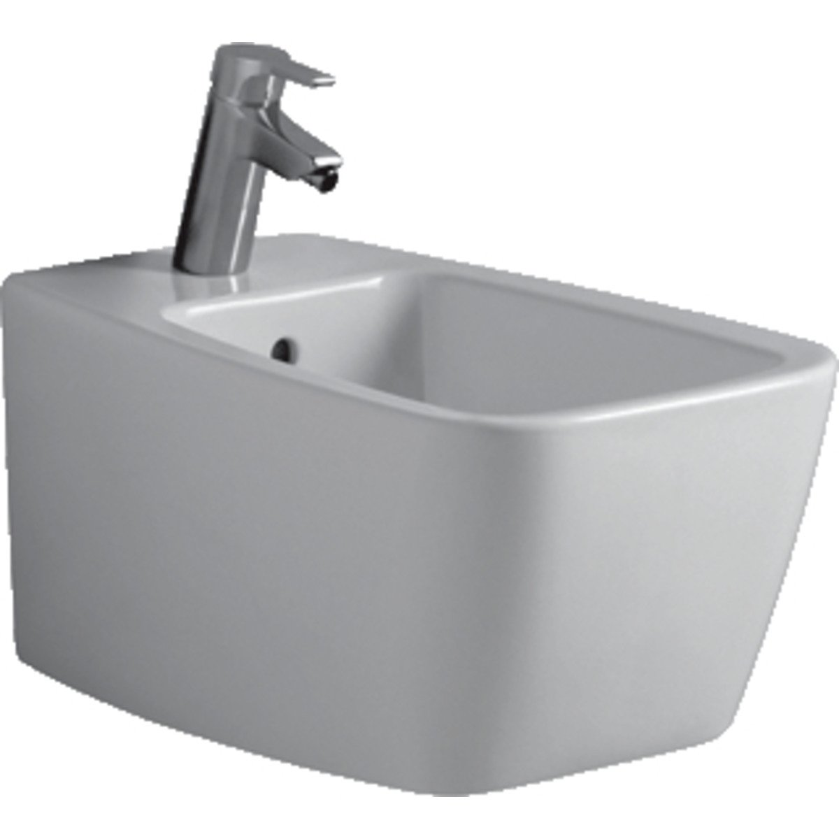 Ideal standard ventuno wandbidet wit t515101 for Static wand