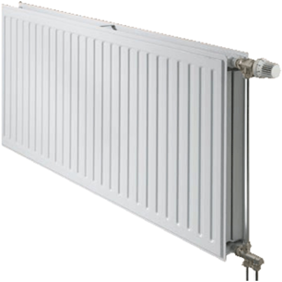 Radson Cld Radiator.Radson Cld Radiator Paneel H40xd5 5xl180cm 1269w Staal Wit