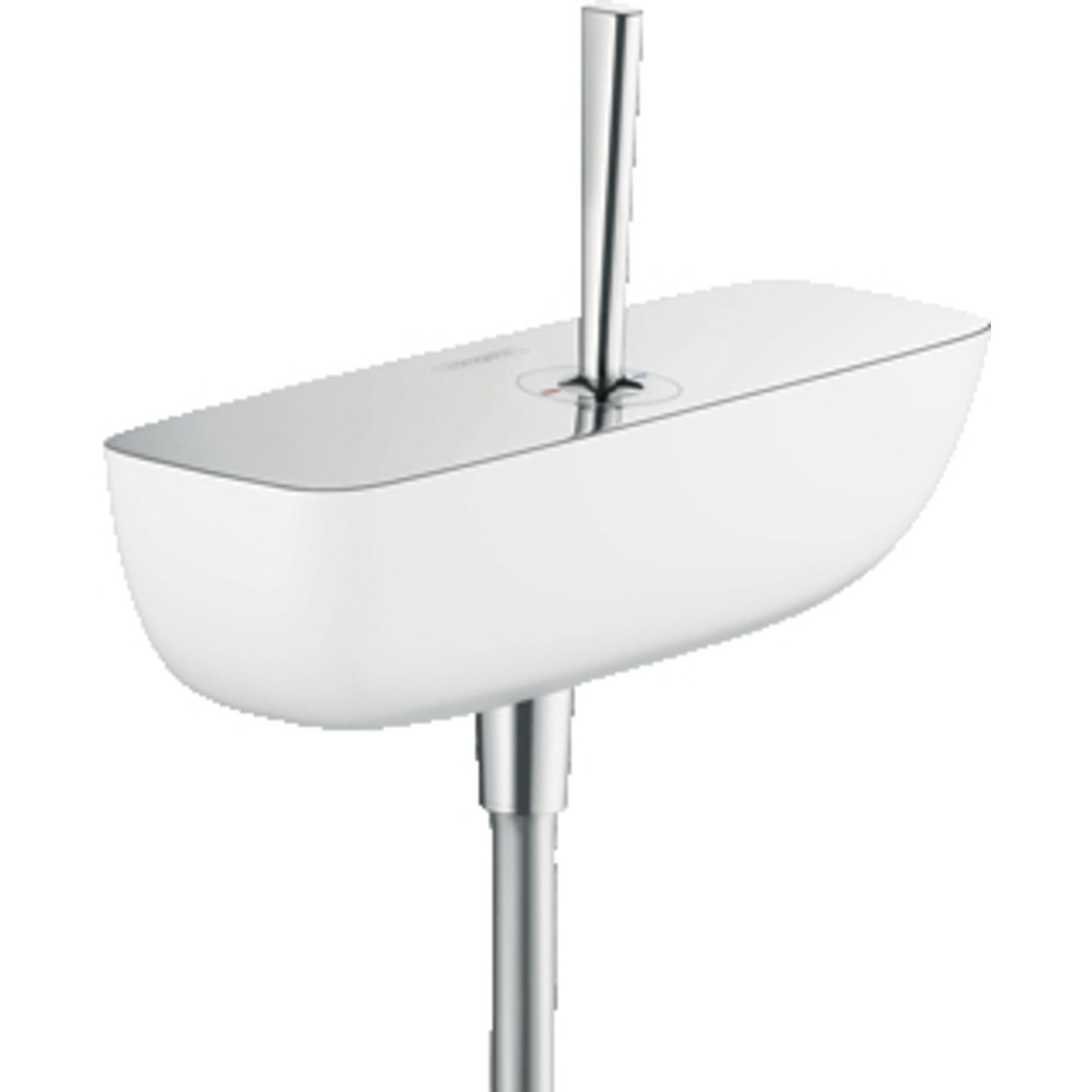 hansgrohe puravida m langeur de douche avec connexions chrome 15672000. Black Bedroom Furniture Sets. Home Design Ideas