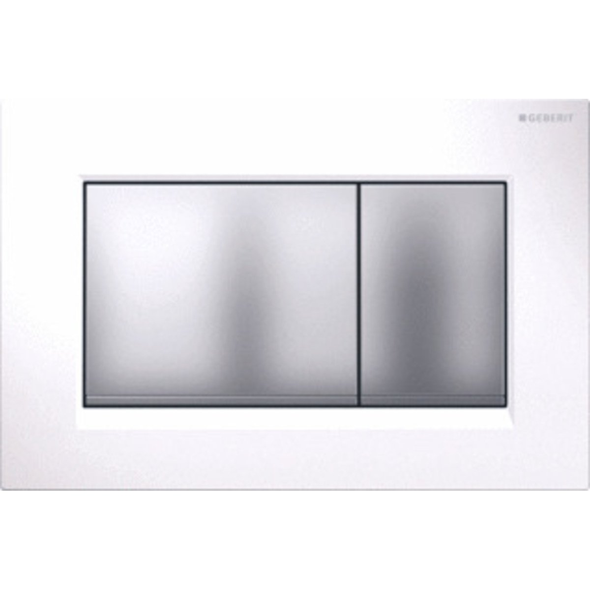 Geberit sigma 30 bedieningsplaat sigma 30 df frontbediend for Geberit products