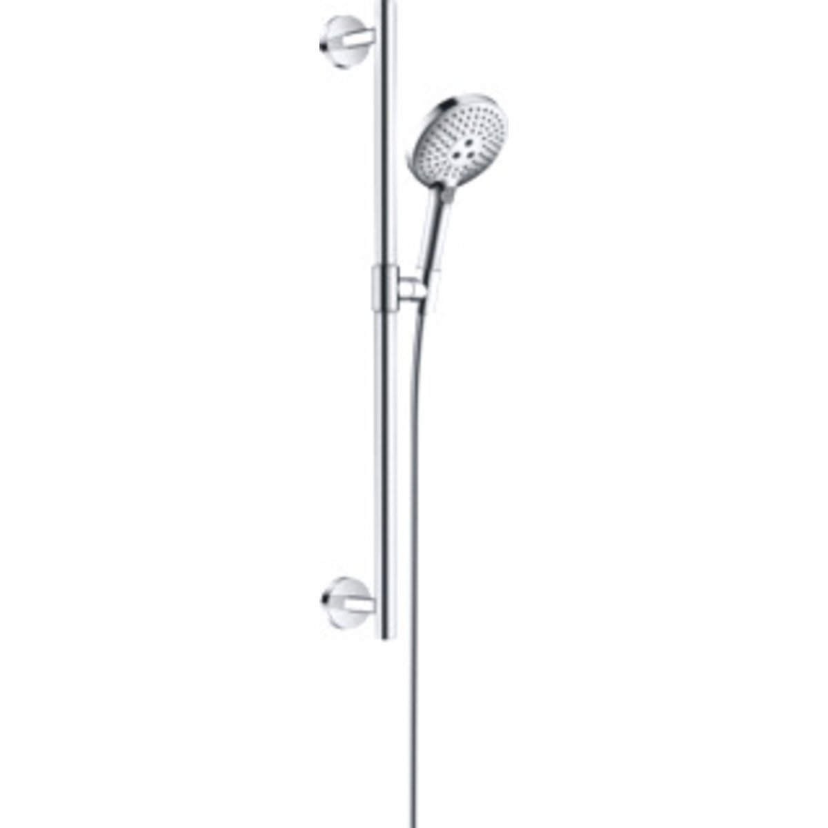 hansgrohe raindance select s 120 unica comfort ensemble de douche 65cm chrome 26320000. Black Bedroom Furniture Sets. Home Design Ideas