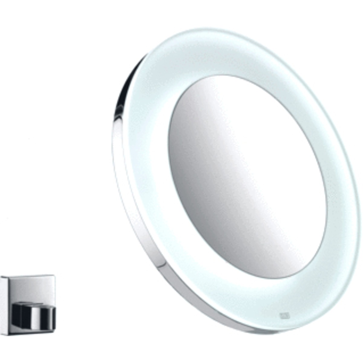 emco miroir grossissant avec clairage led avec. Black Bedroom Furniture Sets. Home Design Ideas