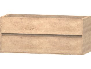 Wavedesign Pescara wastafelonderkast 120x46 cm naturel oak SW98515