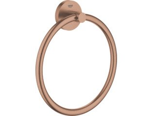 Grohe Essentials handdoekring Ø18cm brushed warm sunset SW98947