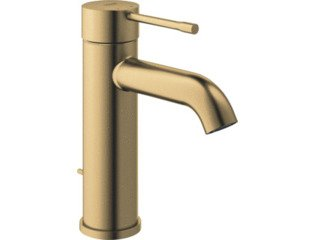Grohe Essence New wastafekraan S-size met waste brushed cool sunrise SW97479
