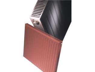 Radson Compact Radiator (paneel) H50xD10.6xL255cm 4067W Staal Wit SW121496